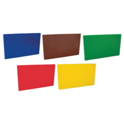 Coloured Cutting Board 250mmx400mmx13mm