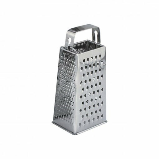 Grater Stainless Steel 4 Sided 190 x 235mm