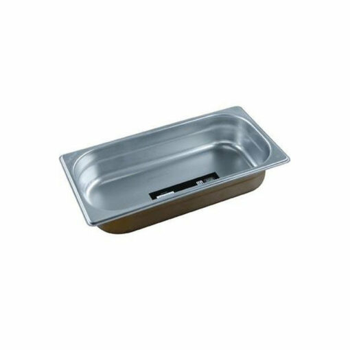 Chef Inox Gastronorm Trays 1/3 Stainless Steel 18/10 Heavy Duty