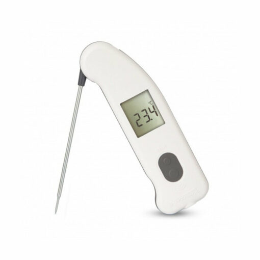 Infrared Thermometer with Probe