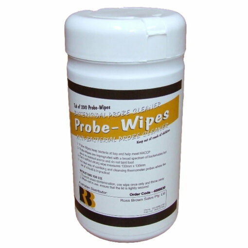 Thermometer Probe Wipes (150 wipes pack)