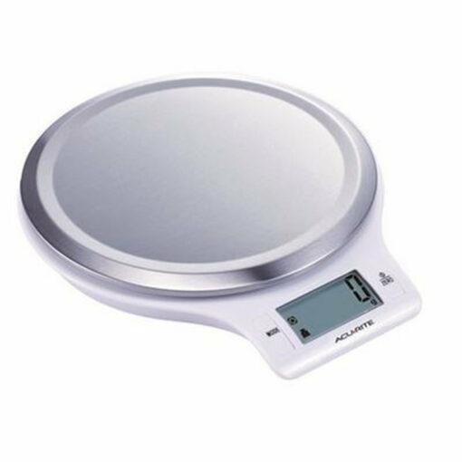 Acu-Rite Digital Kitchen Scales 5kg x 1g