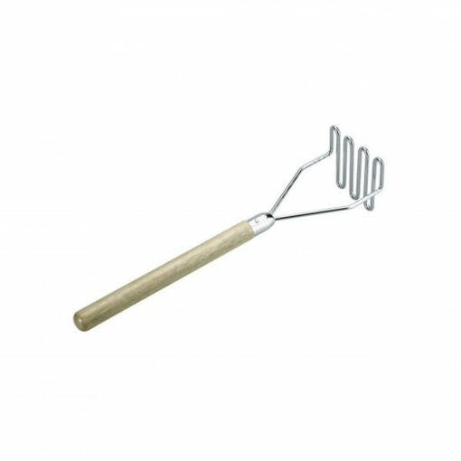 Potato Masher Wooden Handle 450mm
