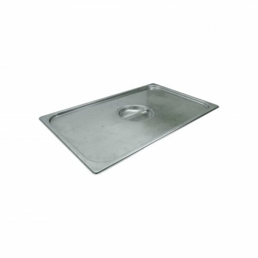 Chef Inox Gastronorm Tray Lid 1/1 Stainless Steel 18/10 Heavy Duty