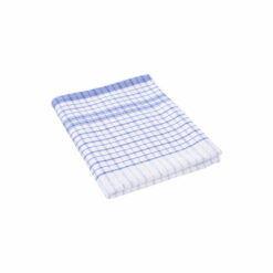 Tea Towel Blue & White 46x77cm