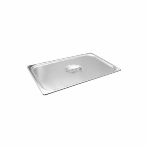 Gastronorm Tray Lid 1/4 Stainless Steel