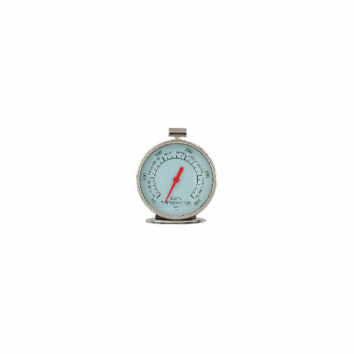Thermometer - Oven Analogue Stainless Steel