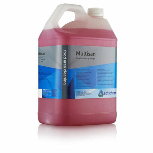 Chem Multisan 5 Litre Spray'n Wipe