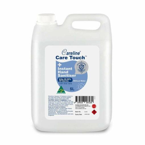 Hand Sanitiser Careline - 5 Litre
