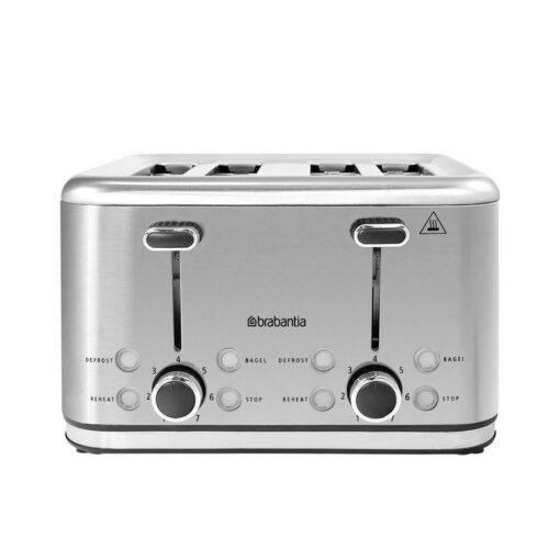 Brabantia 3020 Toaster 4 Slice