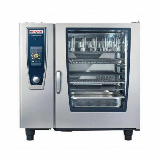 Rational SCC5S102E 20 Tray Elec Combi Oven2