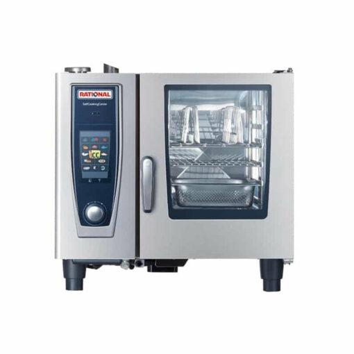 Rational SCC5S61E 6 Tray Elec Combi Oven
