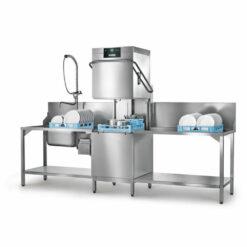 Hobart Dishwasher Electronic Hood Type