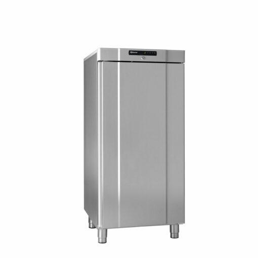 Gram Compact 310 Stainless Steel Solid Door Chiller