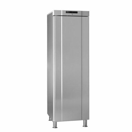 Gram Compact 410 Stainless Steel Solid Door Chiller