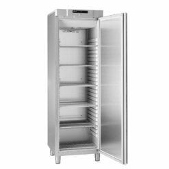 Gram Compact 410 Stainless Steel Solid Door Freezer