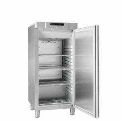 Gram Compact 310 Stainless Steel Solid Door Freezer