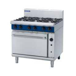 Blue Seal # Evolution 6 Burner Conv.
