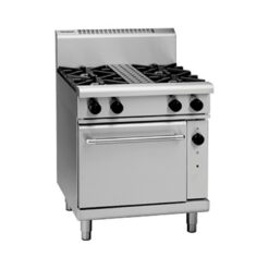 Waldorf RN8510G 4 Burner Static Gas Oven