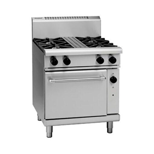 Waldorf RN8510G 4 Burner Static Gas Oven