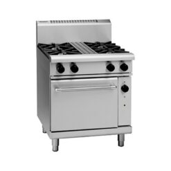 Waldorf RN8510GC 4 Burner Gas Oven