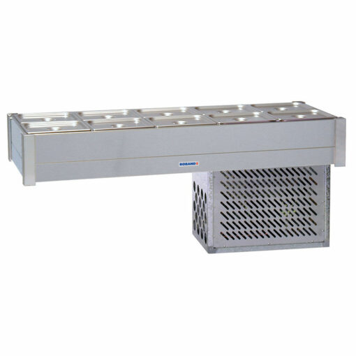Roband Refrigerated Bain Maries (bench or trolley mounted)