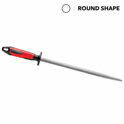 Dick Sharpening Steel Regular Cut 30cm Round