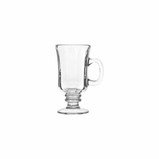 Irish Coffee Glass with Optics 244ml