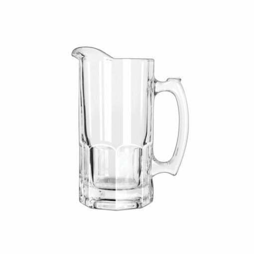 Pitcher Glass Straight Side -1lt