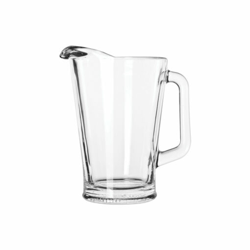 Pitcher Glass Beer Tapered Side -1.8lt