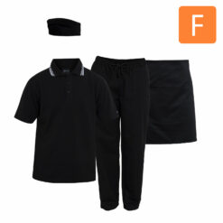 Food & Beverage Uniform Package F