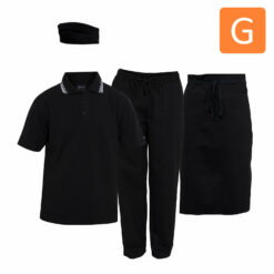 Food & Beverage Uniform Package G