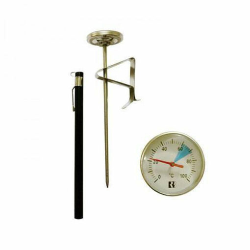 Coffee Thermometer - Short 135mm