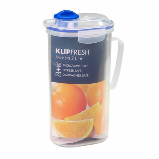 Pitcher with Lid 2Ltr