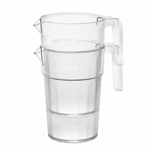 Jug Water Polycarb 1.0Lt
