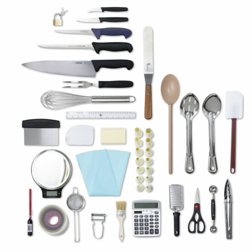 CV0033800_TAFE Combined Patisserie-Commercial Cookery Toolkit