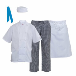 Patisserie-Baking Uniform Package
