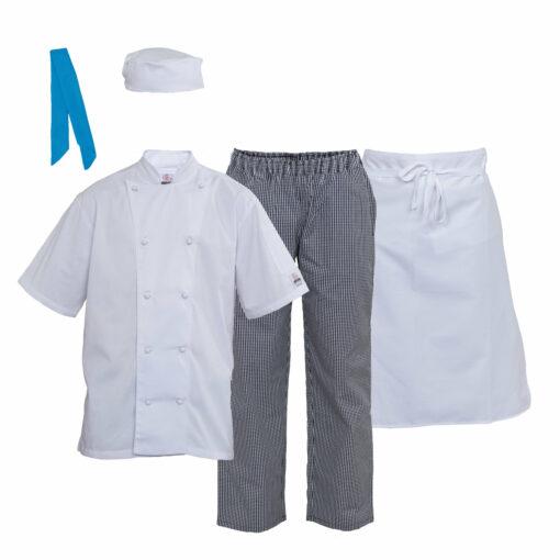 Patisserie-Baking Uniform Package