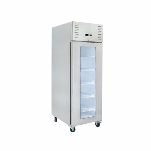 Airex Upright Refrigerator - 1 Glass Door