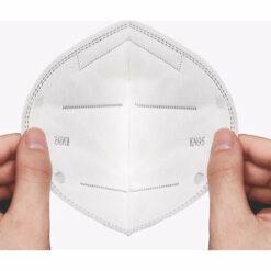 Vira Free Respirator Face Mask KN95 - 10 PK