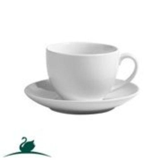 Fine Cup Western Tea -270ml Non Stackabl