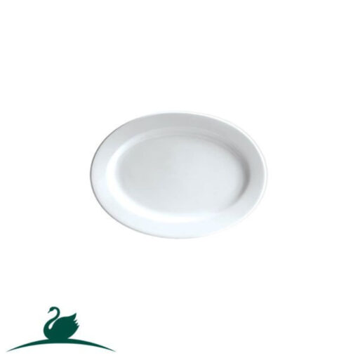 Fine Plate Oval -210 X 150mm