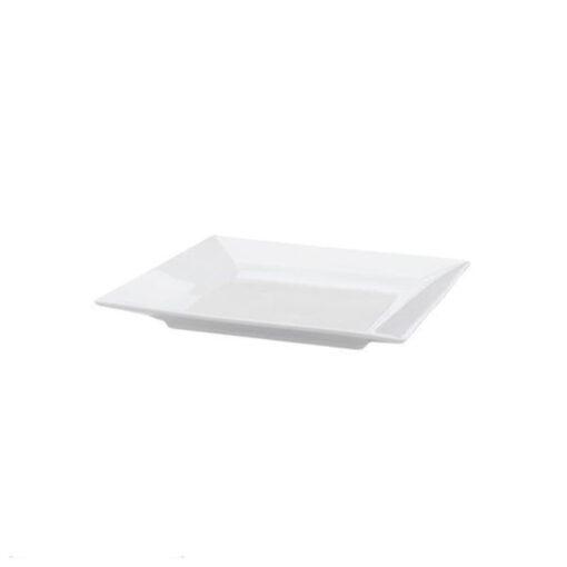 Fine Plate Square 21.5cm