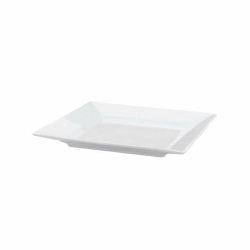 Fine Plate Square 26cm