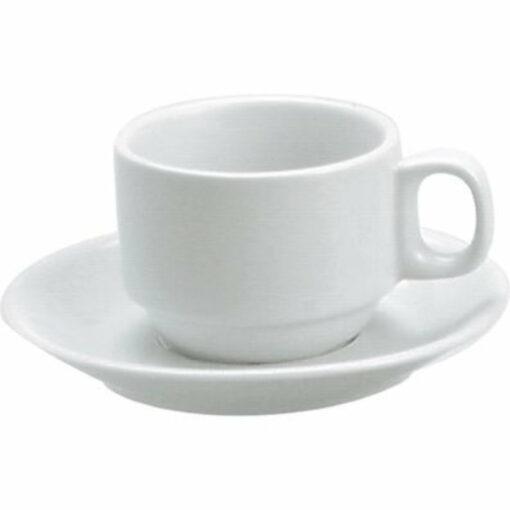 Saucer150mm -White for DK0010061/30 (Ea)