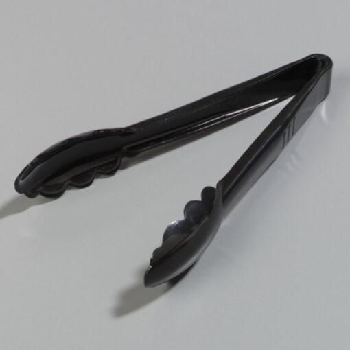 Tong Plastic Utility Black 23cm
