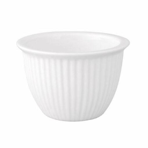 Cup Custard -200ml/200ml White (ea)