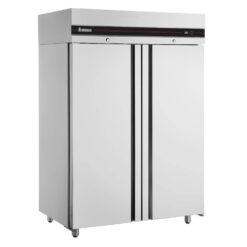 Inomak UFI1140 Chiller Stainless Steel 2 Door