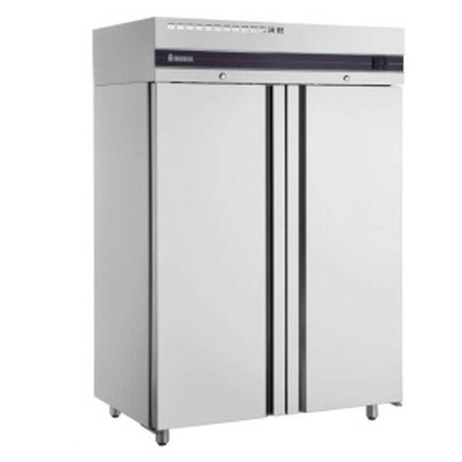 Inomac Freezer UFI2140 Stainless Steel Double Door
